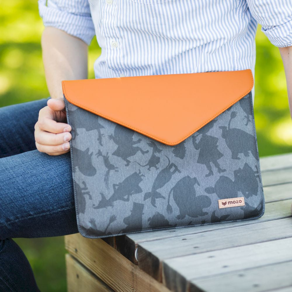 MOZO - MOOMIN Envelope Laptop Pouch 11-inch