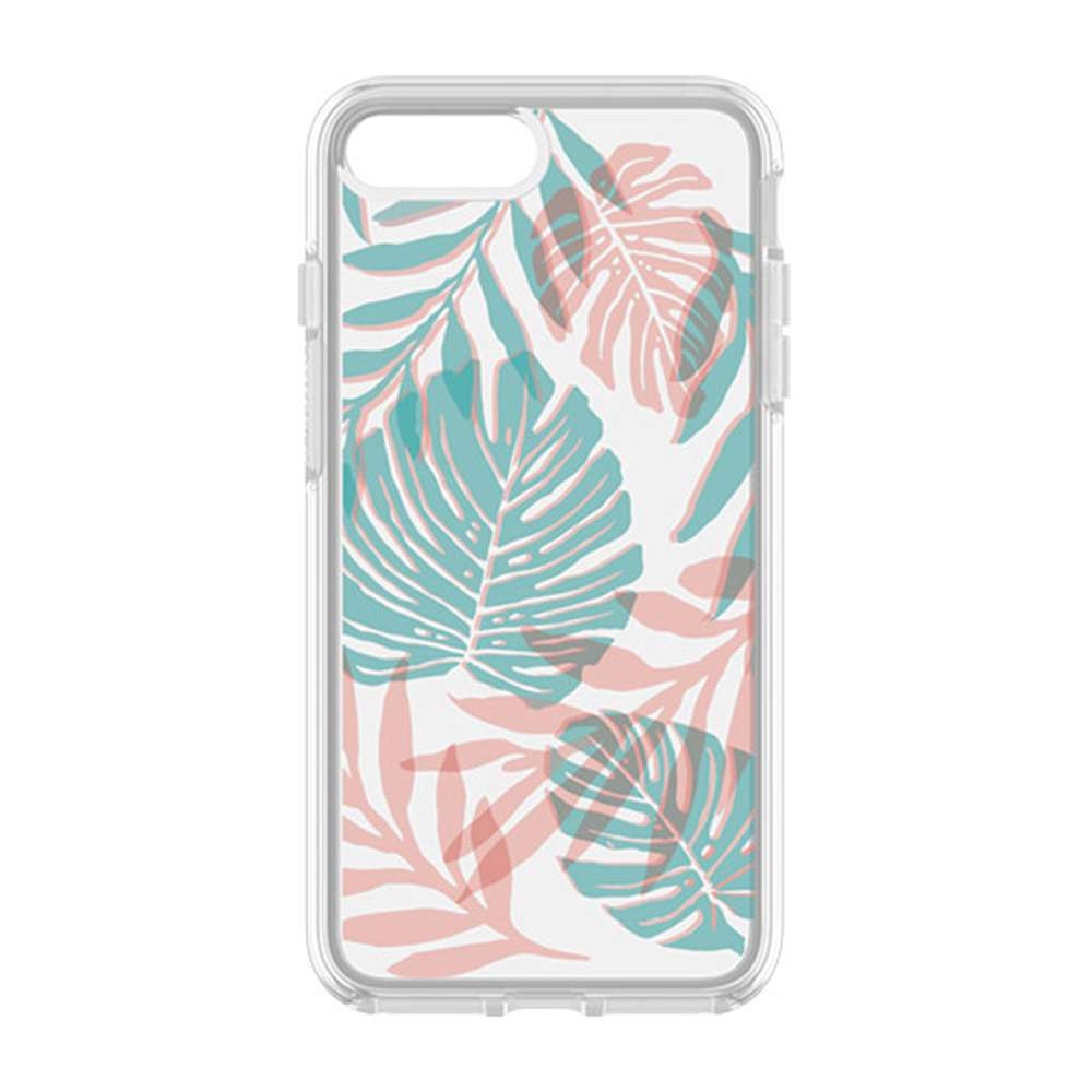 OtterBox - Symmetry Clear Graphics Series for iPhone 8 Plus/7 Plus / ケース - FOX STORE