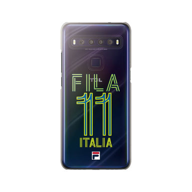FILA - Clear Case FILA11 for TCL 10 Lite