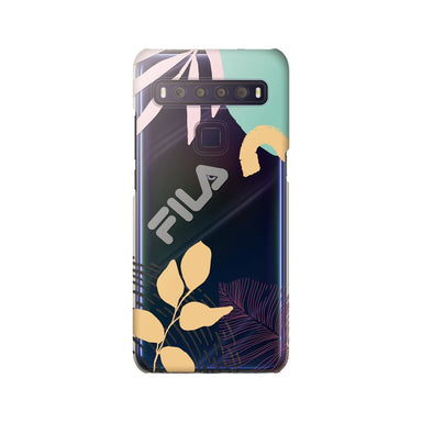 FILA - Clear Case Leaves 3 for TCL 10 Lite