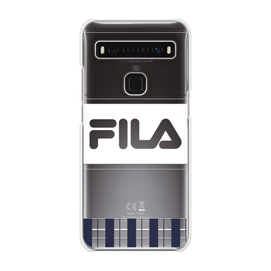 FILA - CLEAR CASE LATTICE for TCL 10 5G