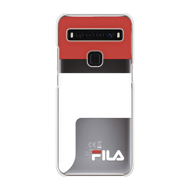 FILA - CLEAR CASE LOGOIMAGE for TCL 10 5G