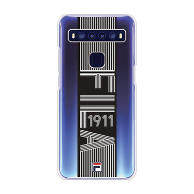FILA - CLEAR CASE VINTAGE for TCL 10 5G