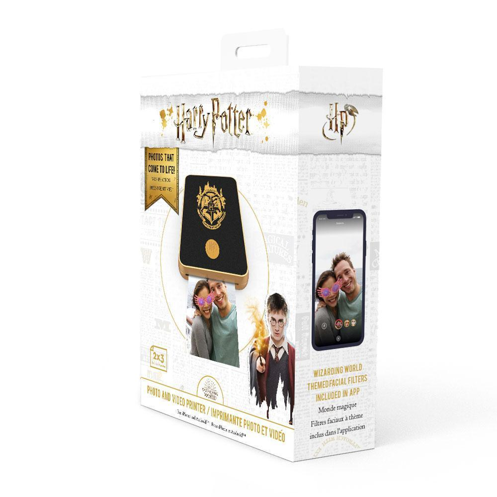 Lifeprint - Harry Potter 2×3 Slim Photo & Video Printer / ガジェット - FOX STORE