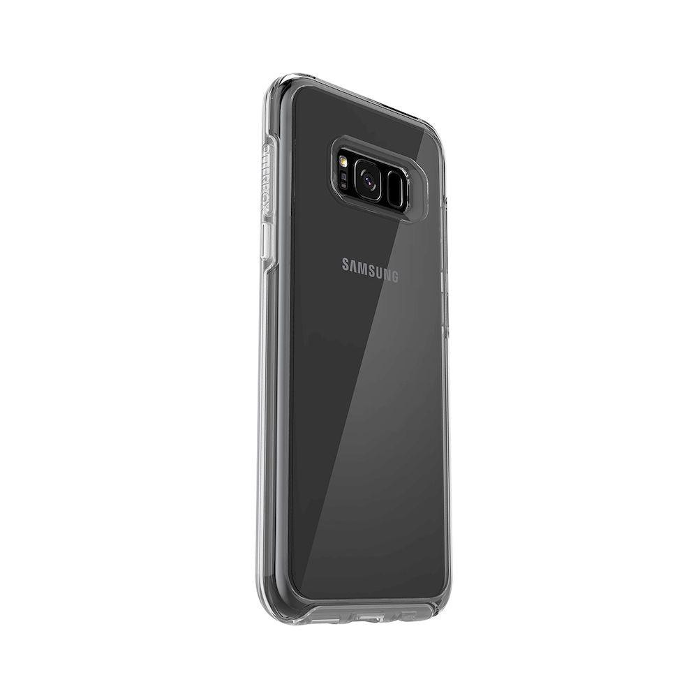 OtterBox - Symmetry Series Clear Case For Galaxy S8+