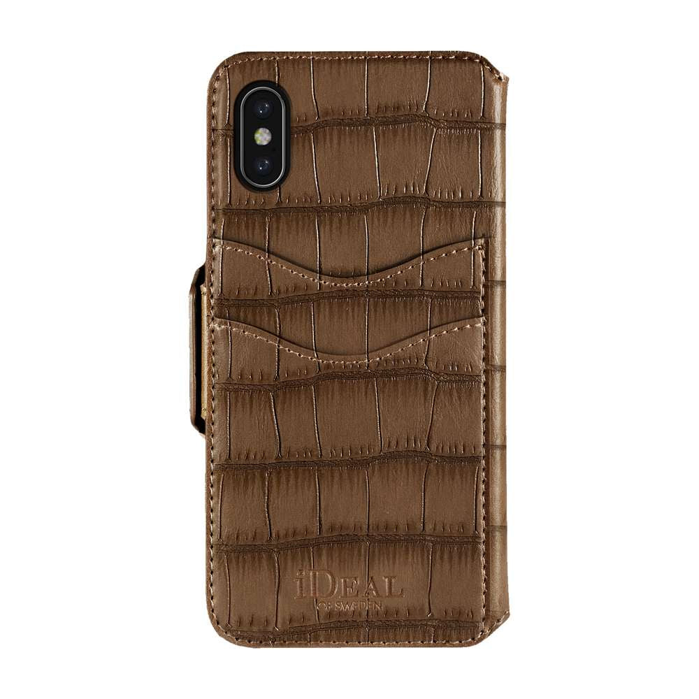 iDeal - Fashion Wallet Capri & Como Case for iPhone XS/X / ケース - FOX STORE