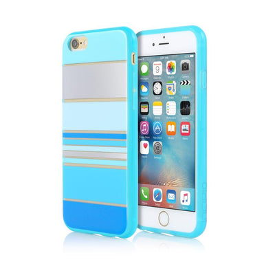 INCIPIO - Incipio Design Series for iPhone 6/6s - Hensley Stripes Blue - caseplay