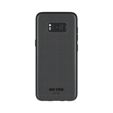 JACK SPADE - Printed Clear Case for Samsung S8
