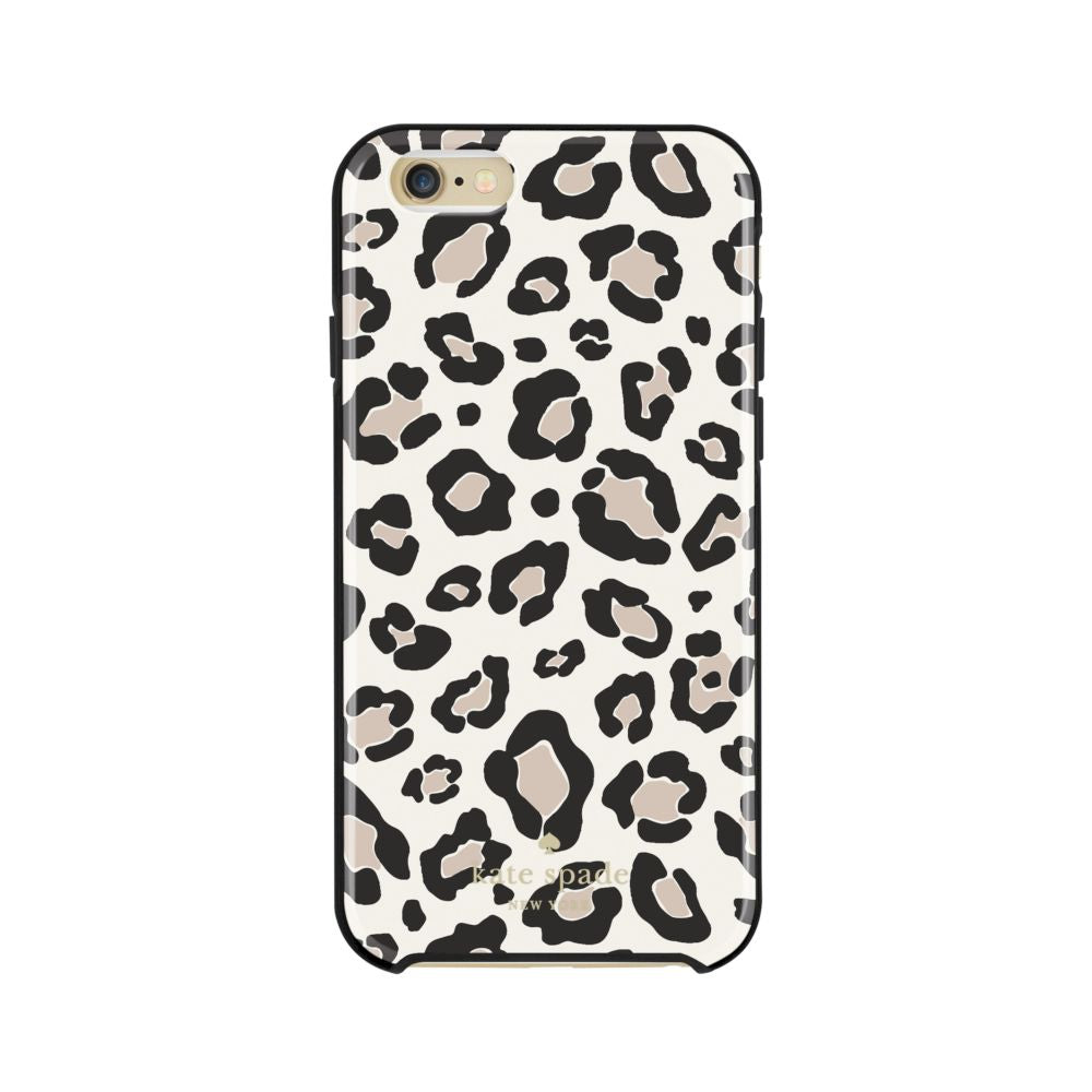 kate spade new york - Hybrid Hardshell Case for iPhone 6/6s - Leopard Print