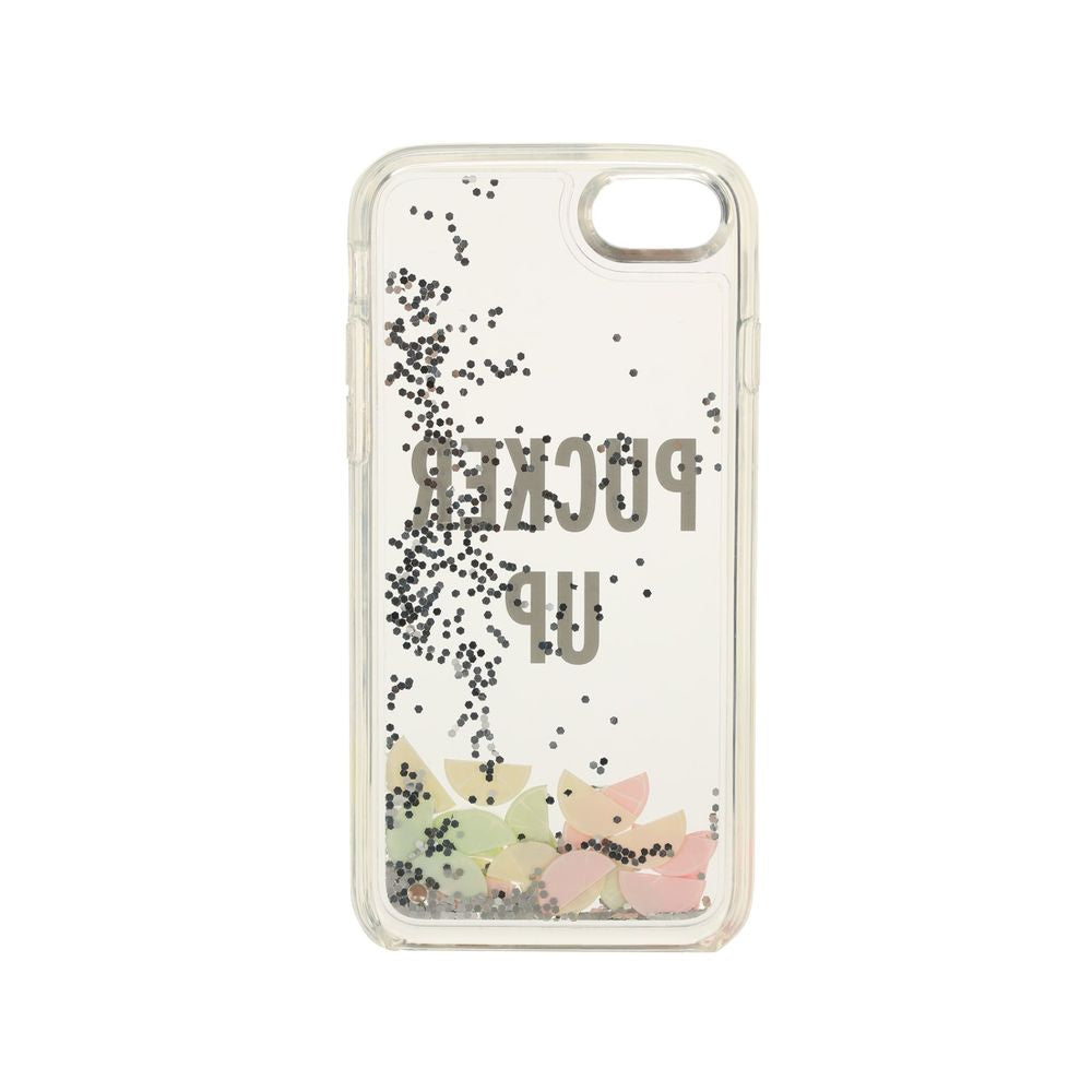 kate spade new york - Liquid Glitter Case for iPhone SE 第2世代/8/7/6s/6