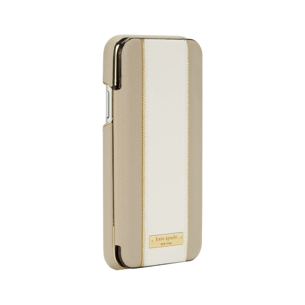 kate spade new york - Reverse Folio Case For iPhone XS/X