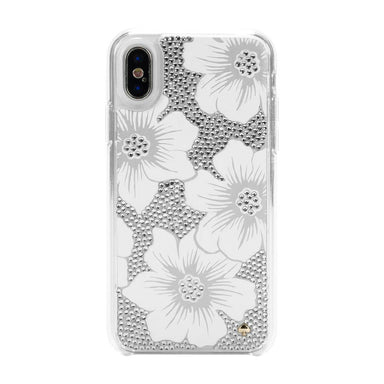 kate spade new york - Full Clear Crystal Case for iPhone XS/X - caseplay