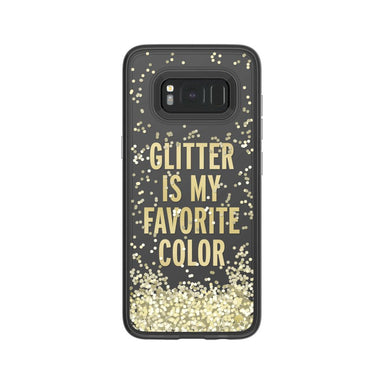 kate spade new york - Liquid Glitter Case For Samsung S8