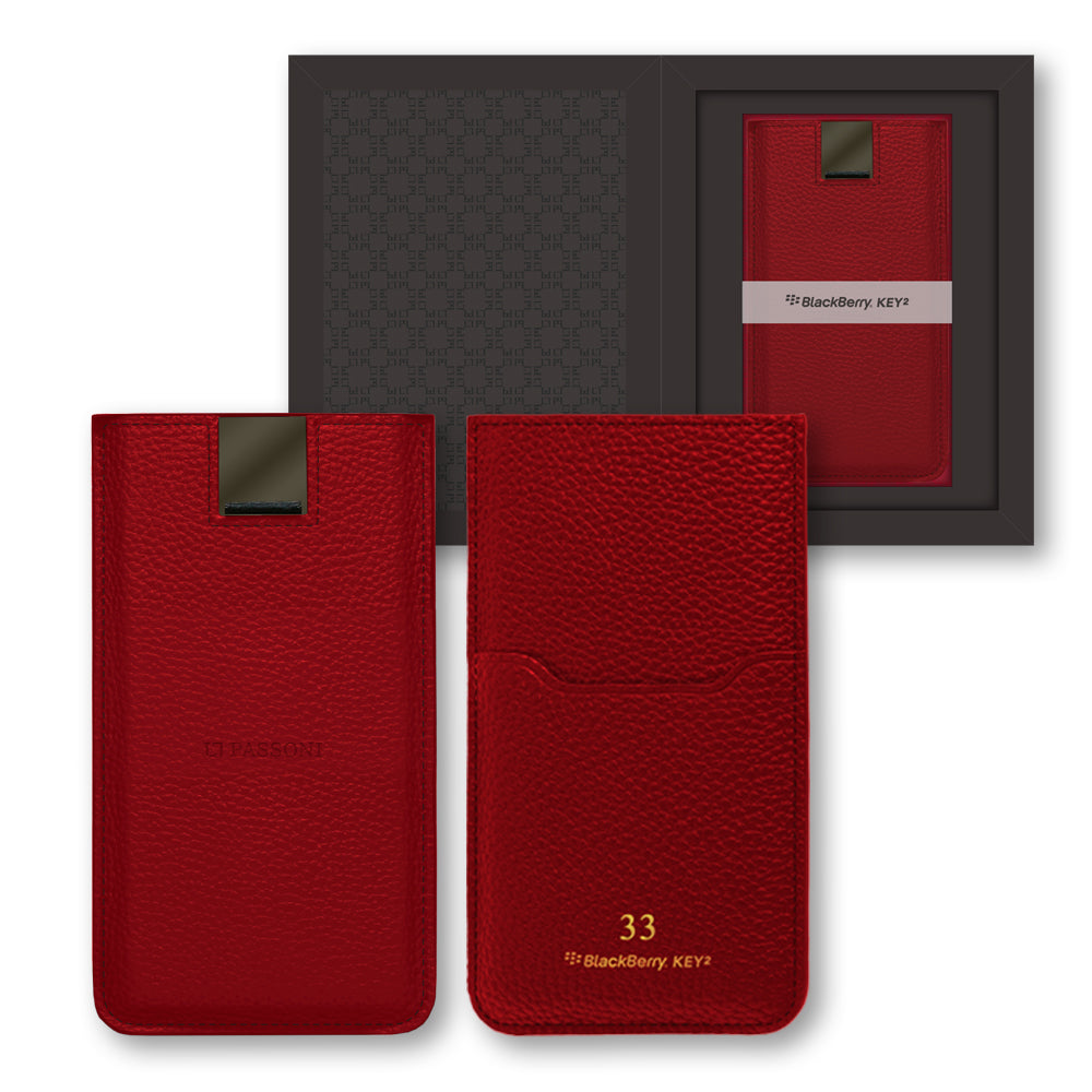 BlackBerry - KEY2 RED EDITION<100台限定モデル> / 端末 - FOX STORE