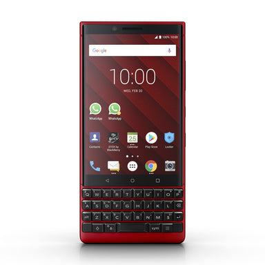 BlackBerry - KEY2 RED EDITION<100台限定モデル> - caseplay