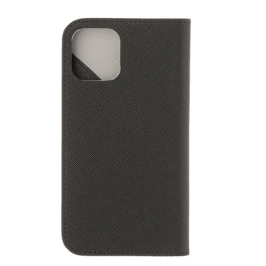 LANVIN COLLECTION - FOLIO CASE SAFFIANO for iPhone 11 Pro