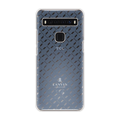 LANVIN COLLECTION - CLEAR CASE SIGNITURE for TCL 10 5G