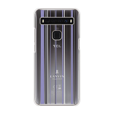 LANVIN COLLECTION - CLEAR CASE STRIPE for TCL 10 5G
