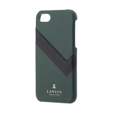 LANVIN COLLECTION - SLIM WRAP CASE SAFFIANO WRAP for iPhone SE