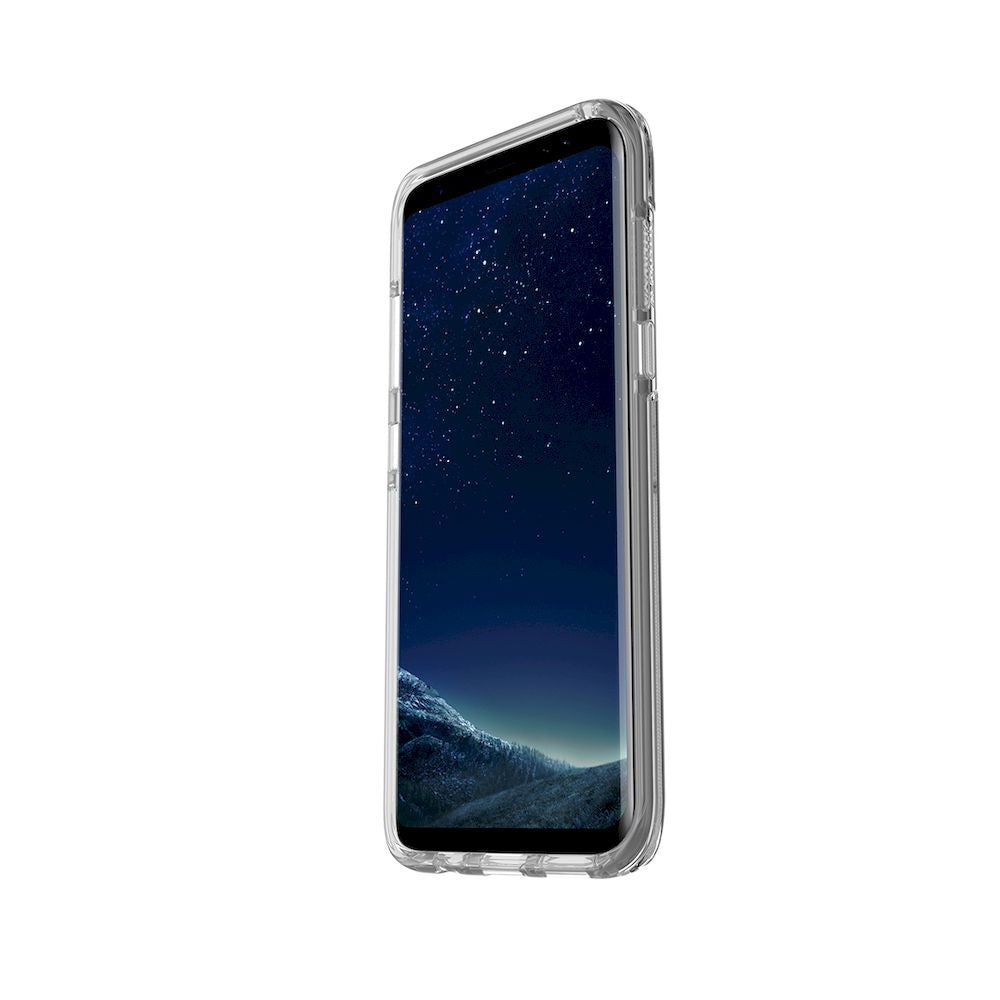 OtterBox - Symmetry Series Clear Case For Galaxy S8