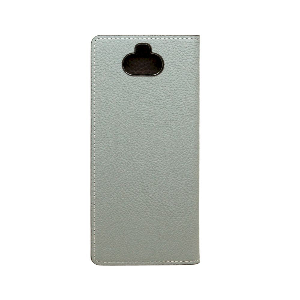 LORNA PASSONI - German Shrunken Calf Folio Case For Xperia 8
