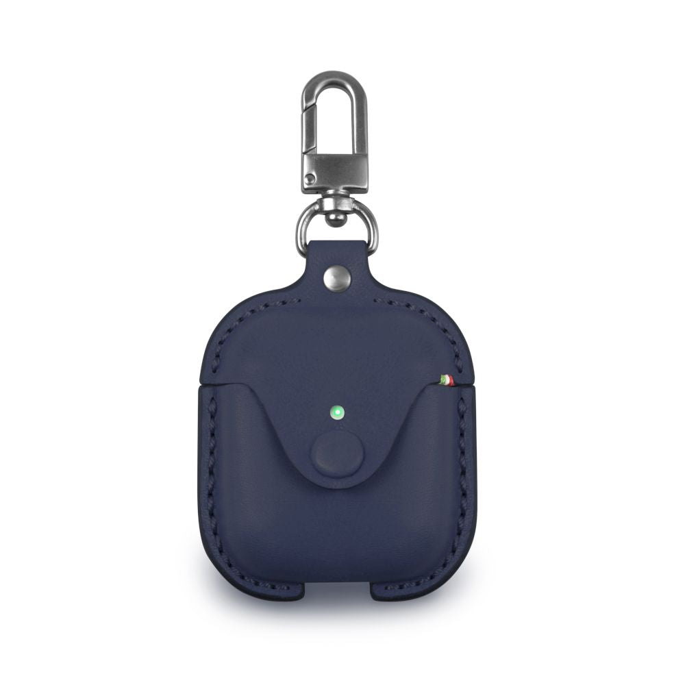 Cozistyle - AirPods Leather Case - Dark Blue