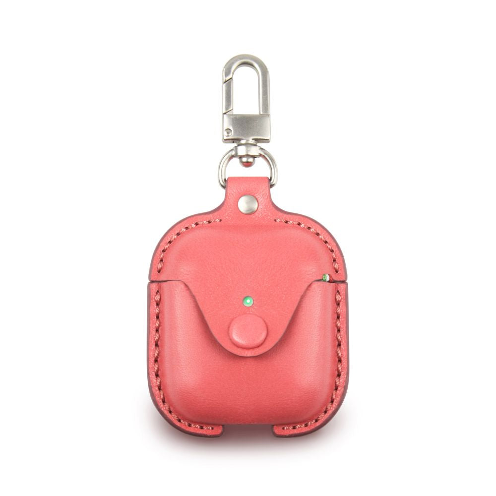 Cozistyle - AirPods Leather Case - Hot Pink