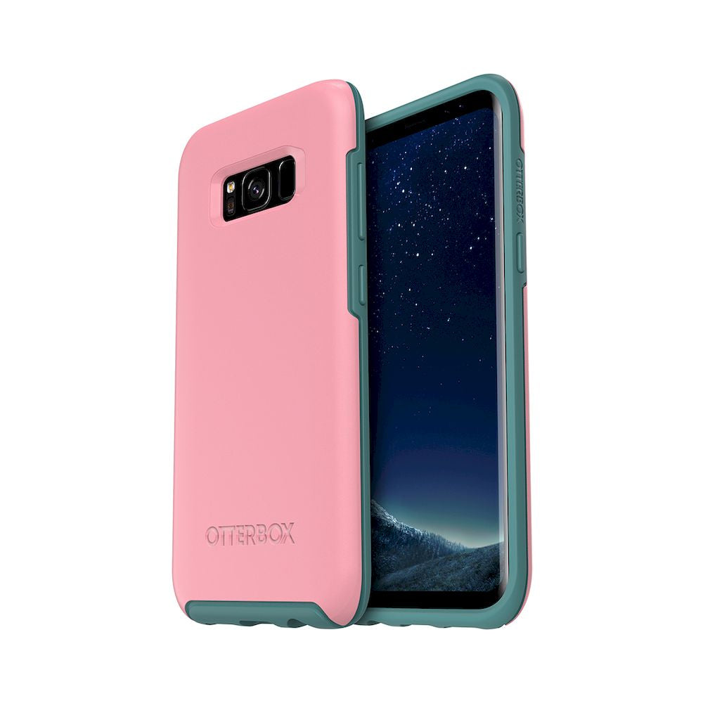 OtterBox - Symmetry Series For Galaxy S8 - Prickly Pear
