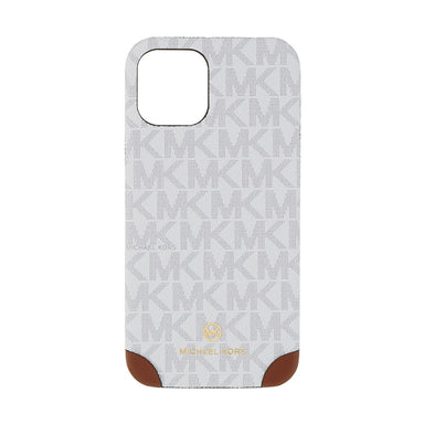 MICHAEL KORS - Slim Wrap Case 2 Tone for iPhone 12 Pro Max