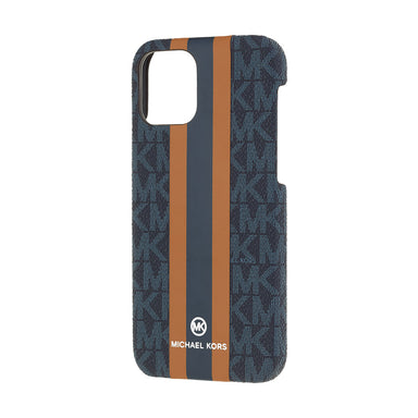 MICHAEL KORS - Slim Wrap Case Stripe for iPhone 12 Pro Max