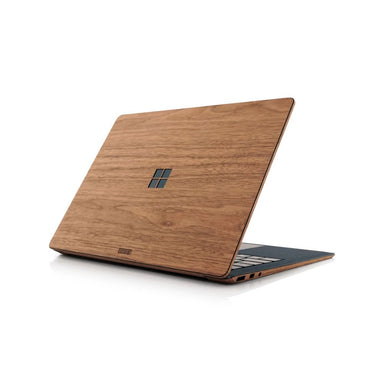 TOAST - Surface Laptop 2/1 Cover Windows Cutout WALNUT Plus Bottom
