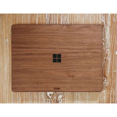 TOAST - Surface Laptop 2/1 Cover Windows Cutout WALNUT Plus Bottom - WALNUT