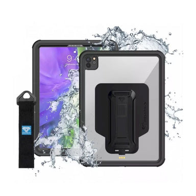 ARMOR-X - Waterproof Protective Case With New Adaptor And Hand Strap for iPad Pro 11 第2世代