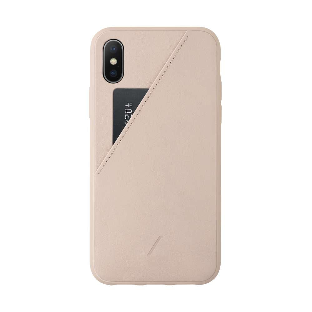 Native Union - CLIC CARD for iPhone XS Max / ケース - FOX STORE
