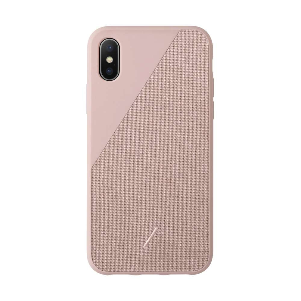 Native Union - CLIC CANVAS for iPhone XS Max / ケース - FOX STORE