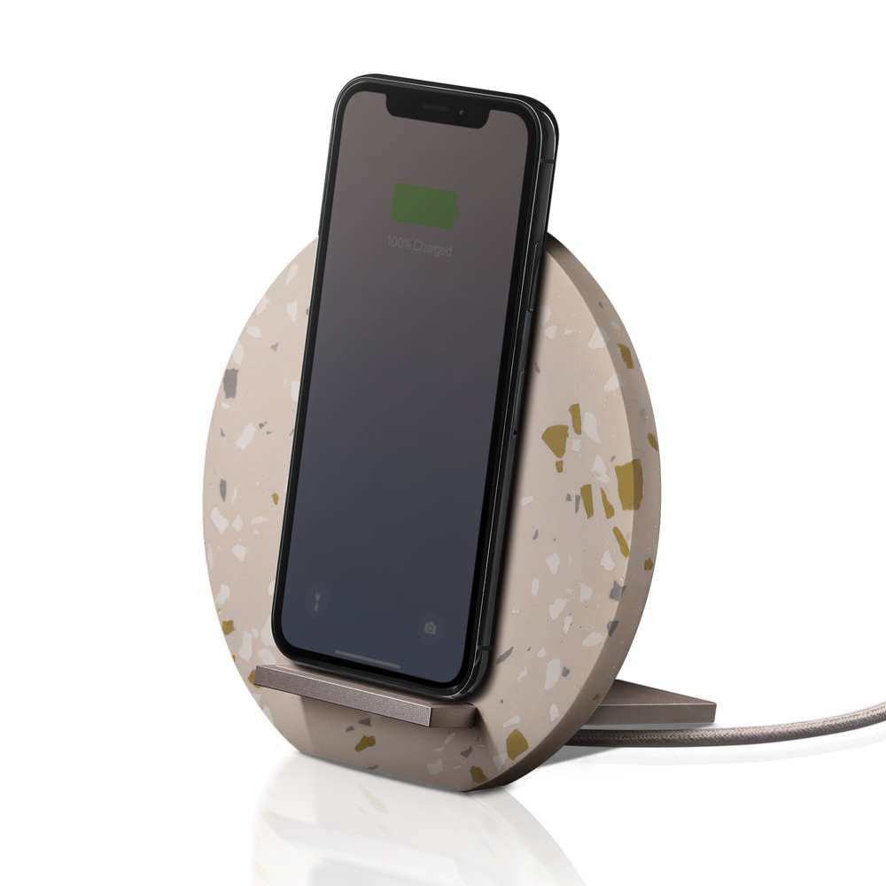 Native Union - Dock Wireless Terrazzo / アクセサリー - FOX STORE