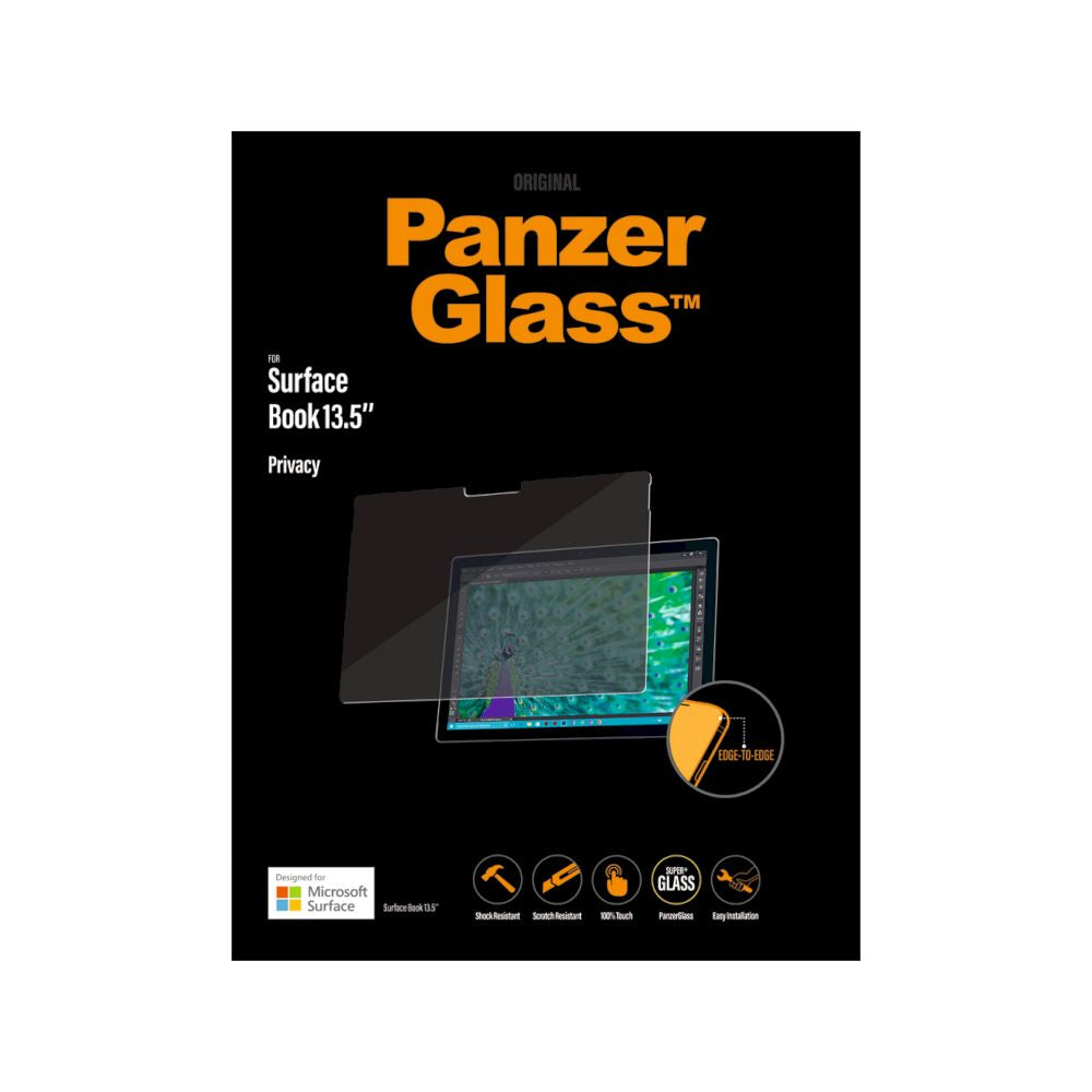 PanzerGlass - Privacy Screen Protector for Surface Book ( 1st/2nd/3rd ) 13.5""