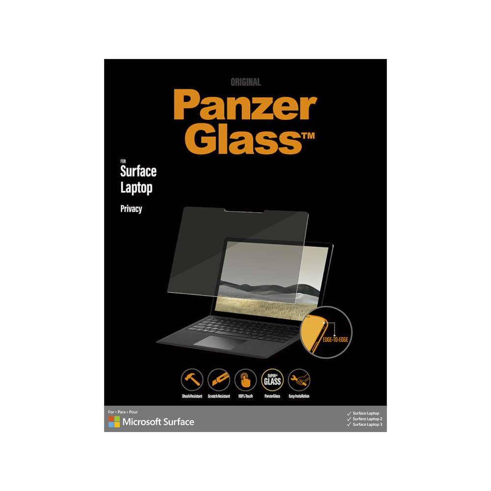 PanzerGlass - Privacy Screen Protector for Surface Laptop ( 1st / 2nd / 3rd ) 13.5""