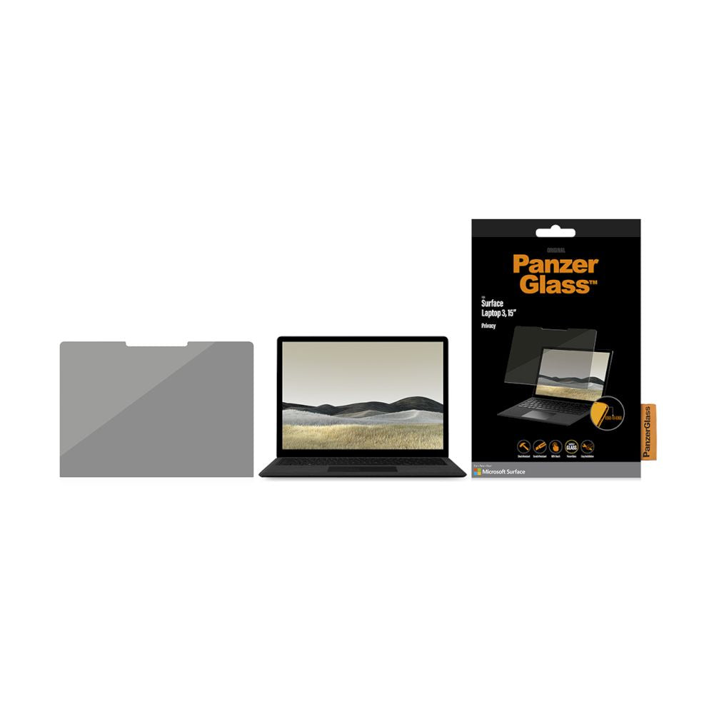 PanzerGlass - Privacy Screen Protector for Surface Laptop3 15""