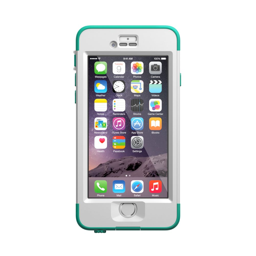 LIFEPROOF - NUUD for iPhone 6 - Riptide Teal