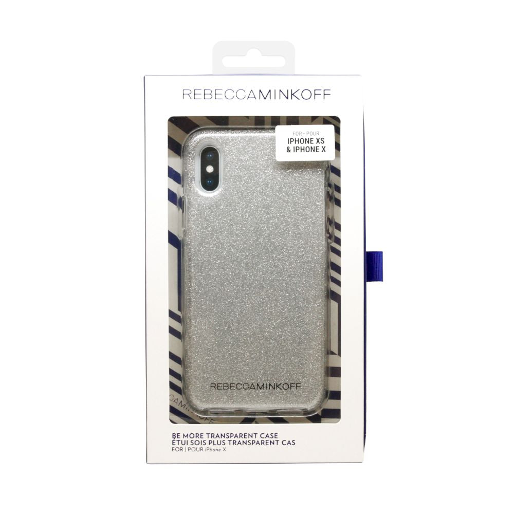 Rebecca Minkoff - Be More Transparent Case for iPhone XS/X