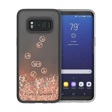 Rebecca Minkoff - Glitterfall Case for Galaxy S8 / ケース - FOX STORE
