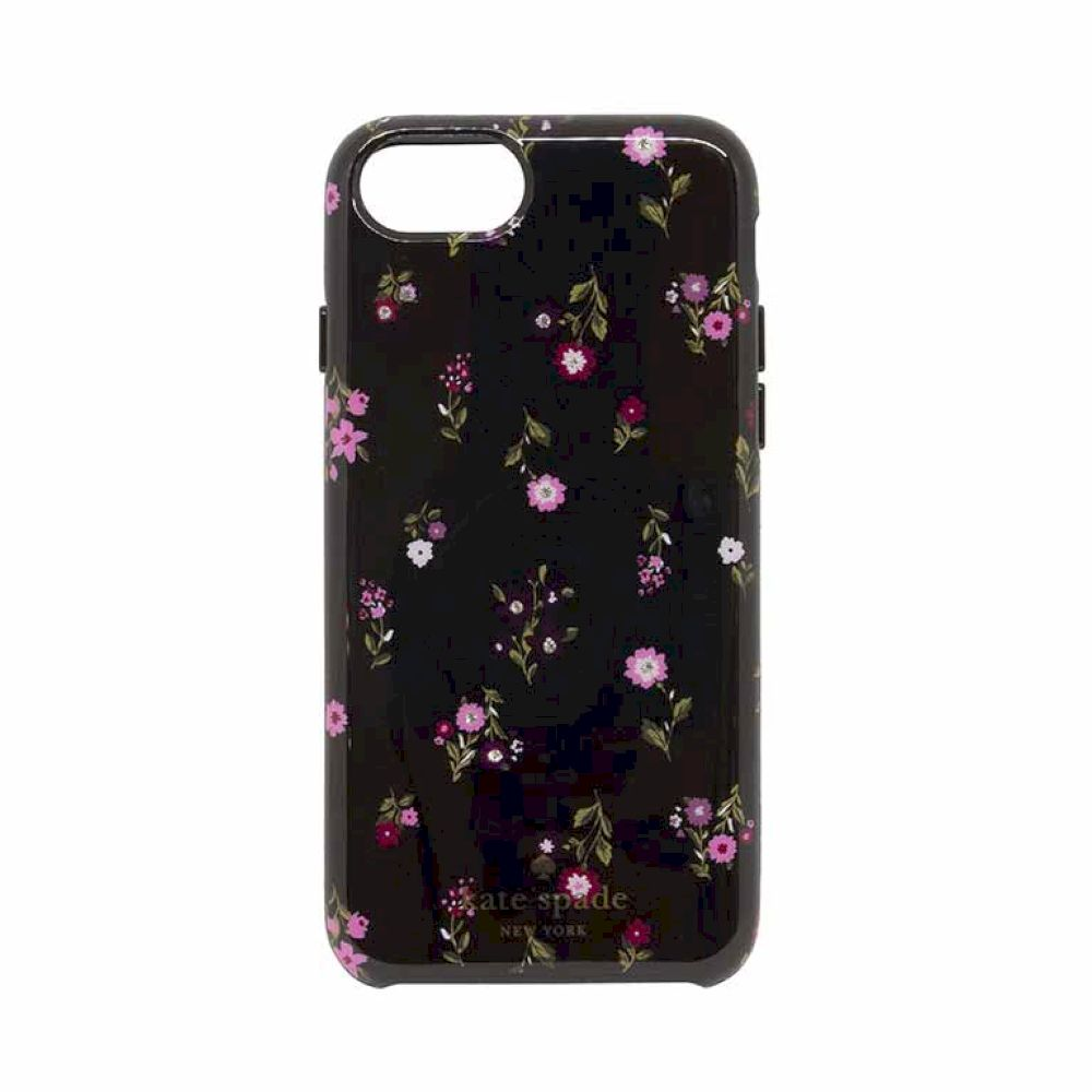 kate spade new york - Hybrid Hardshell Case for iPhone SE 第2世代/8/7 [ SPRIGGY FLORAL ] - SPRIGGY FLORAL