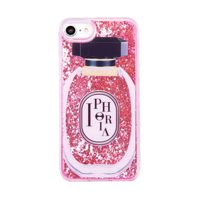 IPHORIA - Liquid Line Perfume Round Case for iPhone 8/7 - caseplay