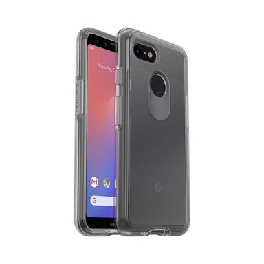 OtterBox - Symmetry Series Clear Case For Google Pixel 3 - Clear