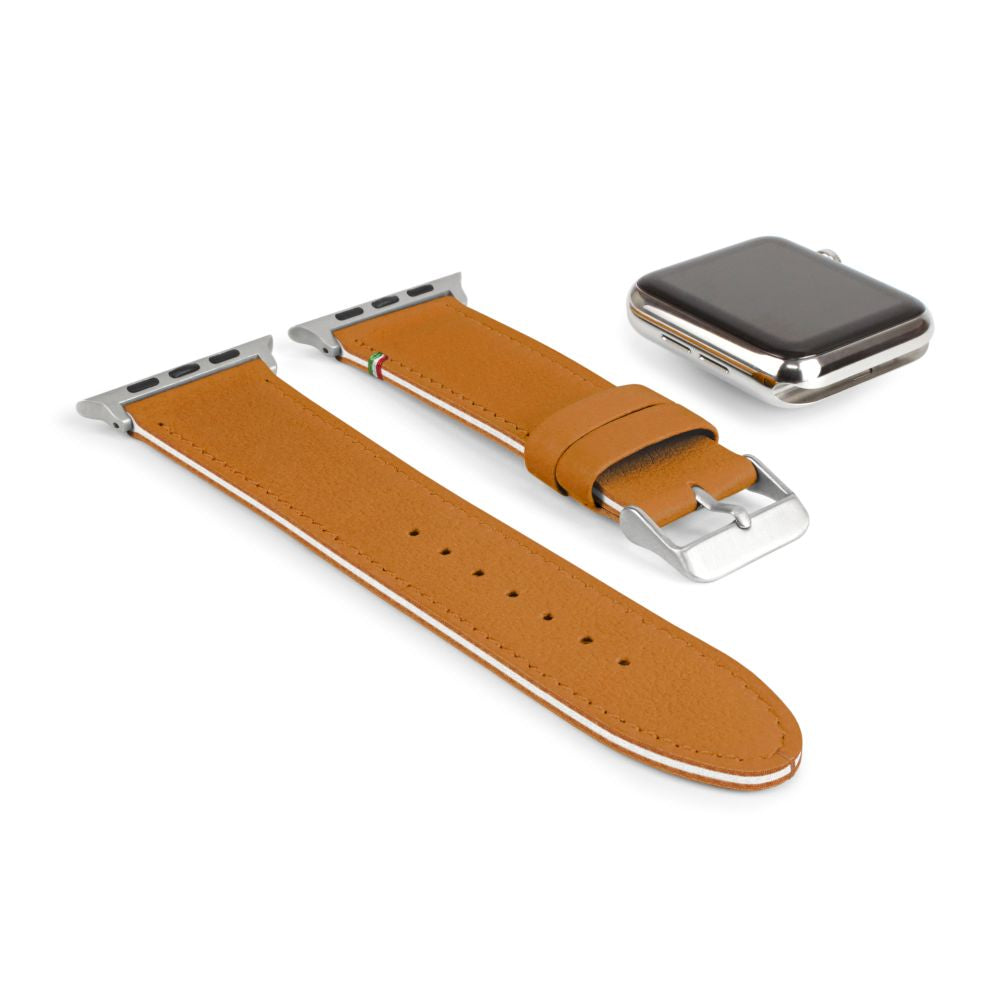 Cozistyle - Striped Leather Watch Band