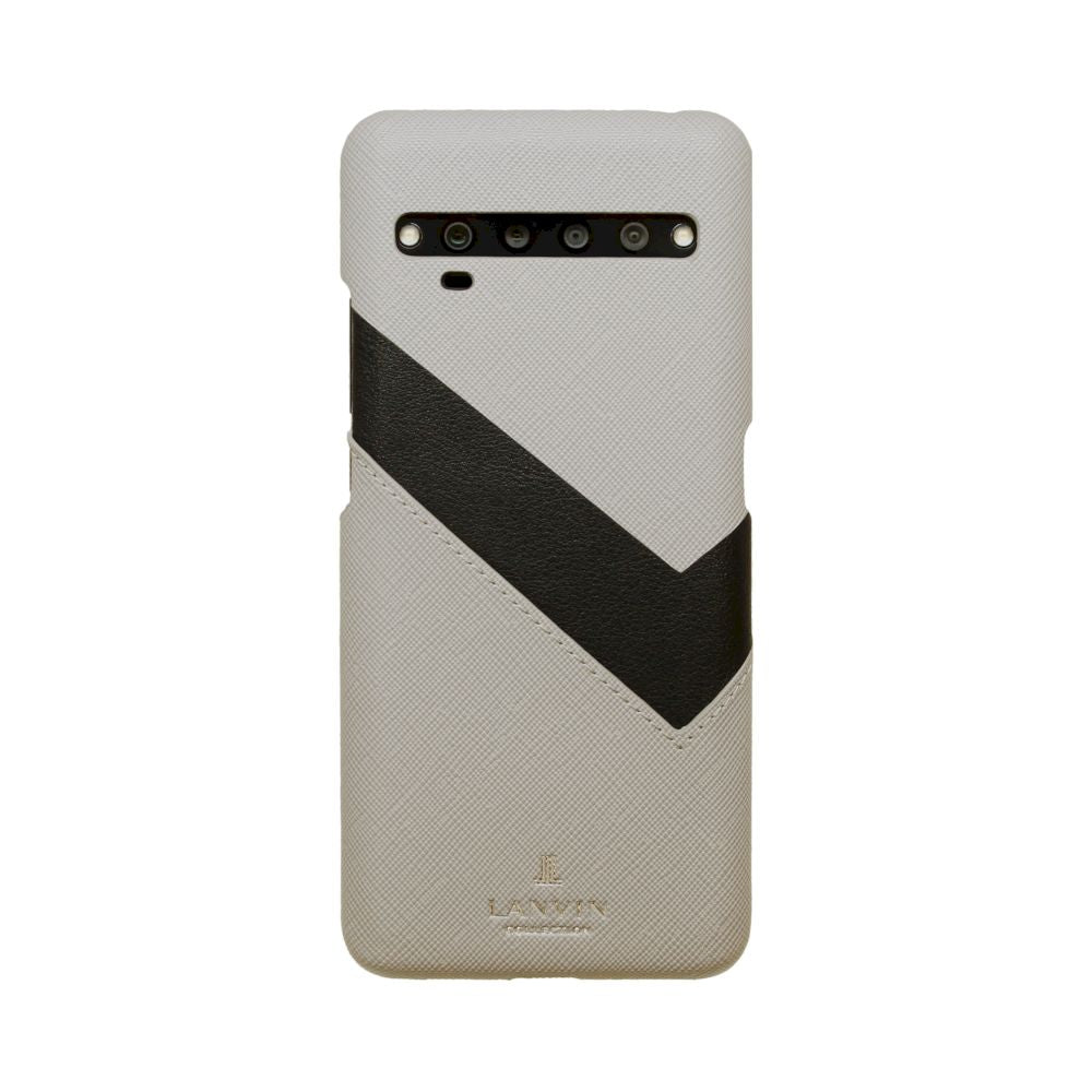 LANVIN COLLECTION - SLIM WRAP CASE for TCL 10 Pro - Gray