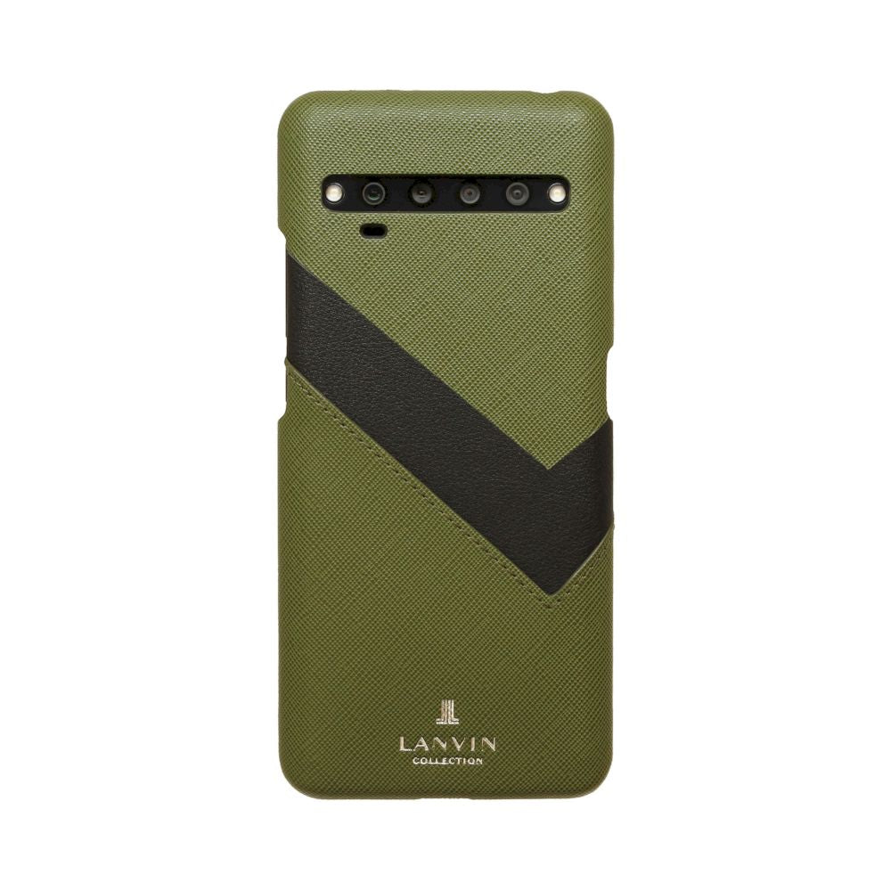LANVIN COLLECTION - SLIM WRAP CASE for TCL 10 Pro - Green