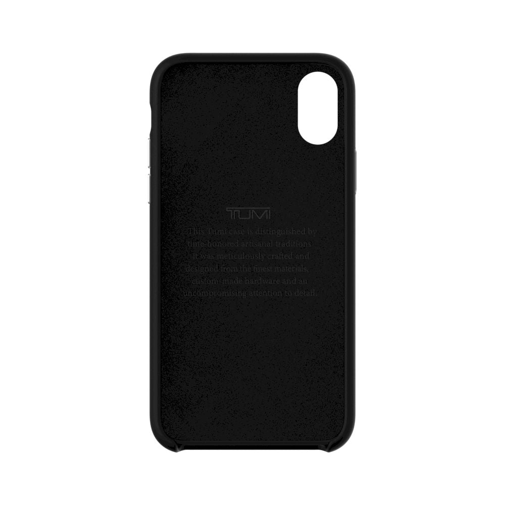 TUMI - Protective Co-Mold Case for iPhone XS