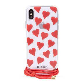 IPHORIA - Chain Line Case for iPhone XS/X - caseplay